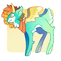 deucey auction 2 (CLOSED) by ashlooloo