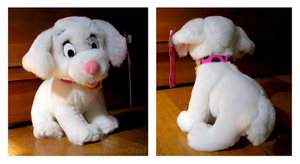 102 Dalmatians Oddball Plush by The-Toy-Chest
