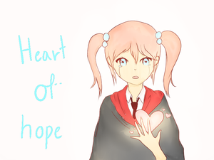 Heart of hope by syberOFangel