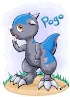 Pogo the Cranidos