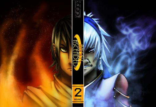 AA  Round Two Vs Rion/Niar reject covers by Schizobot