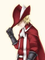 Red Mage by PumpkinDanko