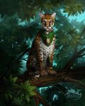 In the forest by Soltia