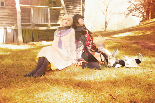Velvet and Laphicet - Peaceful by PowPowCosplay