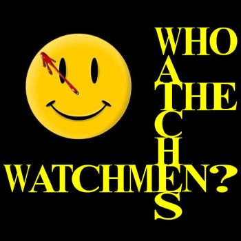Watchmen by Metallicfire0