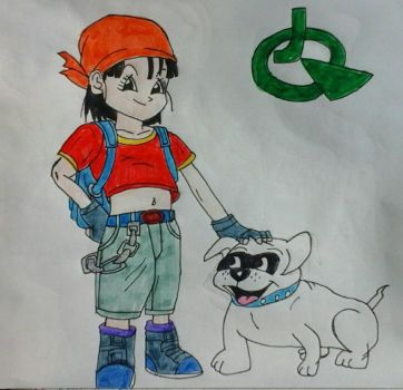 Pan and Bandit by JQroxks21