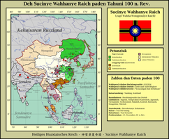 TDS : Holy Huaxian Empire in 100 A.R. by Kuchenmeister