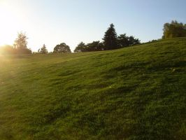 Grassy Hill 2 by abuseofstock