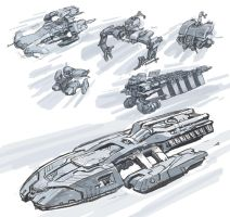 Concept Quickies by manmonkee