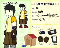 Happy Tails: Shaun by Gondor234
