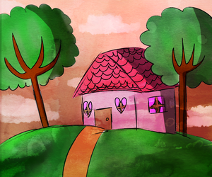 Home sweet home by dinosauriomutante