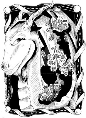 Ink Dragon: 2nd place Winner