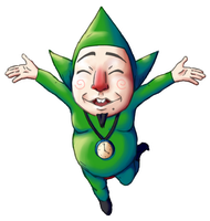 ZM16 Day 6 - Collab: Tingle by Krustalos