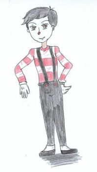 Mime From Animaniacs by guardianarchangel