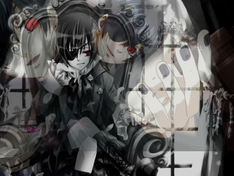 Demon Ciel!!!! by Rosesfall1314
