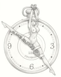 Naked Time by steveoreno
