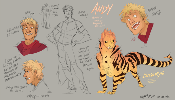 Andy by GreekCeltic