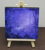 Mini Forest #2 by crazycolleeny