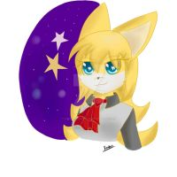 StarBound:Rina by CaptainFawkes-23