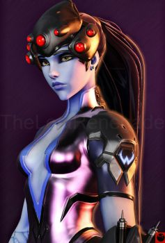 Widowmaker by TheLostRenegade