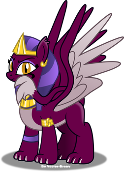 Sphinx by Vector-Brony