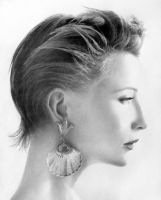 Cate Blanchett by si-jay