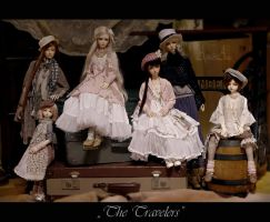 The Travelers by AyuAna