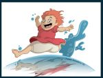 Ponyo colors by chip14