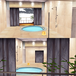 CM3D2: Stage (Bathroom) by Jalmod