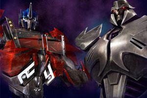 Optimus Prime and Megatron by TFGlider