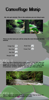 Camouflage Pokemon Tutorial by OutlawLucK