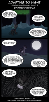 AtN: Friends Return -  Part 5 by Rated-R-PonyStar