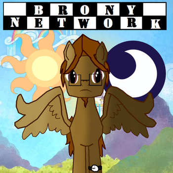 Brony Network King by Emotless