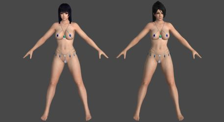 DoAX3 - Fortune - Pack #2 for XPS! by DoraiBoonzu