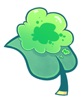 Gummy Goo Leaf  Green  By Chimereonmasterlist-dc3z by ground-lion