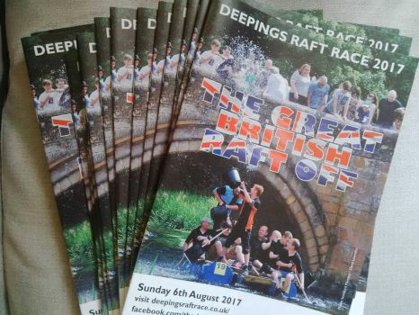 Raft Race brochure by dtw42