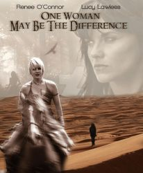 1 Woman May Be The Difference by ATildeProduction