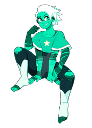 speckled malachite by lymerikk