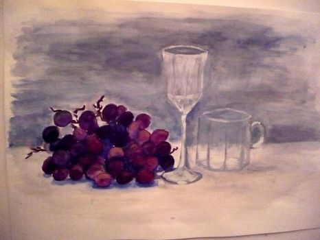 Still Life 03 by my-beret-is-red