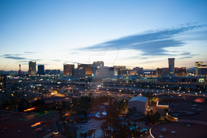 DefCon 21 - Sunrise Over Las Vegas, Stage 7 by JVanover
