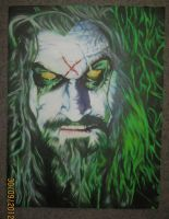 Rob Zombie by Synbag