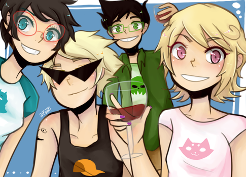 cheers by Rolling-Mozaik