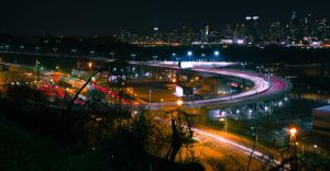 Lincoln tunnel helix by jus4taday