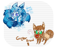 [CLOSED] Winter Adopts Auction (w/ AB!) by SunstarXD