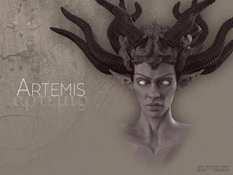 Artemis by Nero-tbs