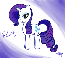 Rarity by Morgan-The-Pirate