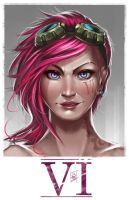 Vi...For Violence! by GDecy