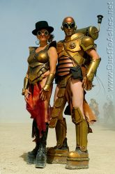Golden Warriors by Evilted40
