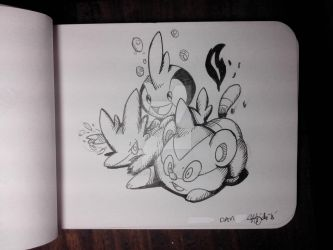 Day 08: Wanna be the Very Best...