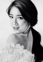 Park Shin Hye, Actress, Korea by Mim78